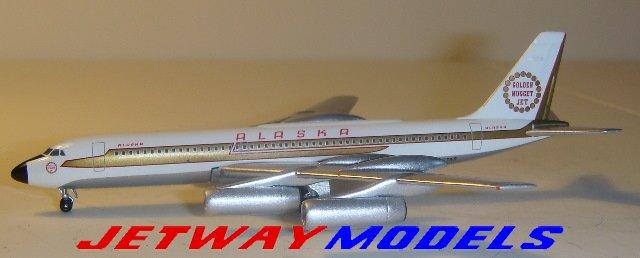 1 400 gemini jets alaska airlines convair cv